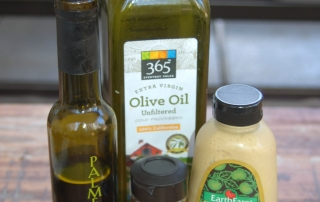 Easy Balsamic Dressing