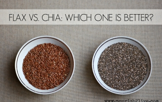 FLAX VS CHIanourish